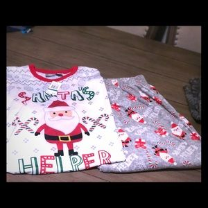 Other - Christmas PJs new with tags